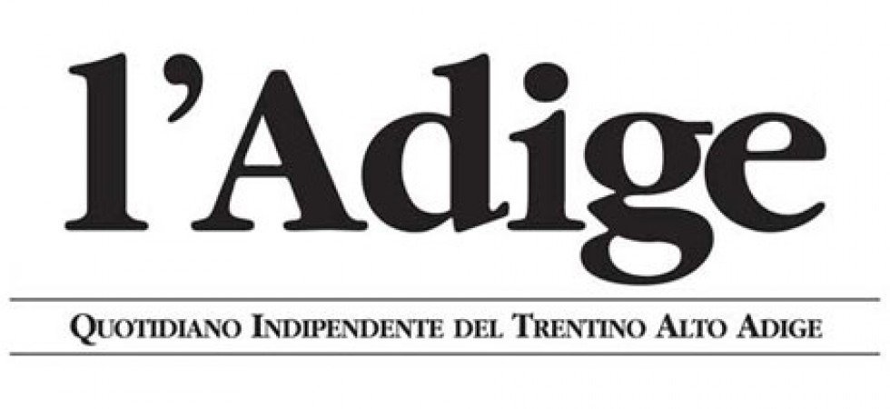 Logo del quotidiano l'Adige